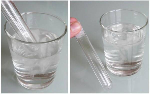 Papier und Klebstoff komplett in Wasser auflösbar - Format: 50x25mm