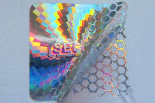 Hologrammsiegel