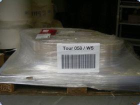 Superhaftpapier Aufkleber 100x150 mm