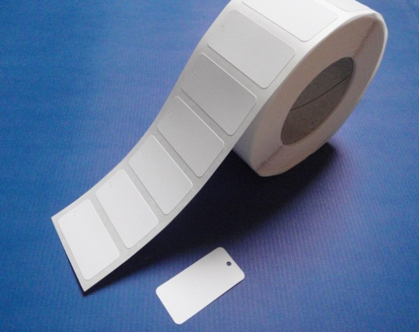 Anhängeetiketten für Thermotransferdrucker aus Karton