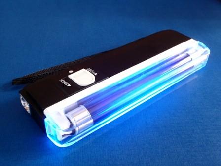 UV-Prüflampe