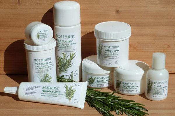 Sortenetiketten für Kosmetik
